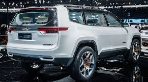 2018 jeep wagoneer. beautiful jeep 2018 jeep yuntu concept wagoneer picture inside jeep wagoneer e