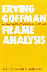 frame analysis propaganda plays of the w suffrage movement  frame analysis propaganda plays of the w suffrage movement an essay on the organization of experience es erving goffman bennett berger