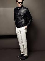 com leather wear men