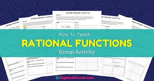 rational functions and their graphs