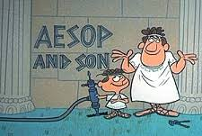 Aesop and Son Episode Guide -Jay Ward Prods | Big Cartoon DataBase