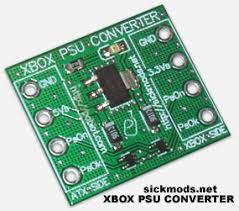 sickmods xbox1 > power supply pinouts
