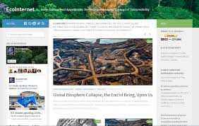 relaunches earth s leading climate change and s climate change and environment newsfeed