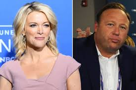 Why Alex Jones secretly recorded Megyn Kelly interview | Page Six