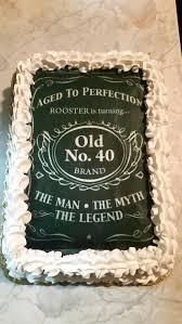 Birthday Party For Men Image Detail Funny Cake Picture 40th Ideas