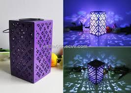 Lamp Decoration Design Solar Home DecorationLed LampWooden Novel DesignCould Be Hung 3