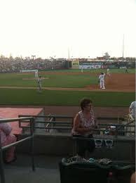 Communityamerica Ballpark Section 109 Home Of Kansas City