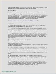 10 Example Of Resume For Warehouse Position Resume Letter