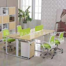 deck screen desk office furniture. Beautiful Office Shenzhen Office Furniture Minimalist Modern Staff Computer  Desk Deck Screen Combination Of 4 People Inside Deck Screen Desk Office Furniture