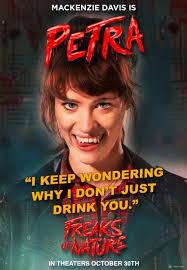 Mackenzie Davis - You've got to love Petra . Or else ... | Facebook