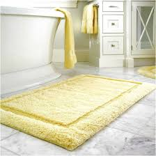 Pictures Of Yellow Bathrooms Bright Yellow Bathroom Rugs Rugs Ideas