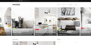Small Picture Best Interior Design and Home Decor Wordpress Themes