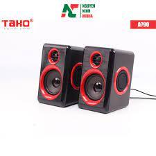 Hàng Chính Hãng) Loa vi tính 2.0 TAKO A790 âm thanh sống động - Loa Vi Tính  Nhãn hiệu AMTAKO