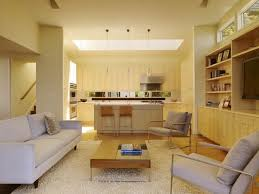 Open Plan Kitchen Living Room Design Kitchen And Living Room Design Ideas Small Open Plan Kitchen And