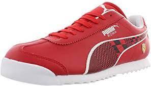 Tenemos la selección más grande y las mejores ofertas en tenis atléticas negras puma ferrari puma para hombres. Amazon Com Puma Ferrari Roma Zapatillas Deportivas Para Hombre Shoes