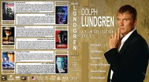 Dolph Lundgren Film Collection – Set 3 (1998-2000) R1 Custom Blu-Ray Cover