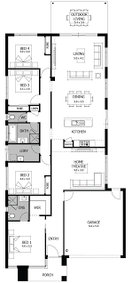 Narrow Bathroom Plans Ensuite Bathroom Design Layout How To Arrange Two Bedrooms