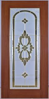 customized pattern flat stained glass for window and door decoration