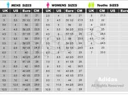 adidas sizing chart adidas ultra boost sizing chart trainers online with adidas sizing