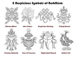 8 auious symbols of tibetan buddhism