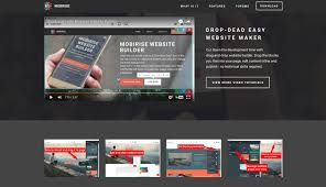 Mobile Website Builder Software