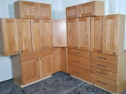 Natural Shaker Kitchen Cabinets From Thomasville Cabinetry W
