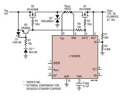 power supply how does this reverse polarity circuit work on how this circuit works precisely i ve prototyped the pictured schematic minus everything to the left of d2 so essentially no reverse polarity