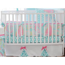 white dots crib per design soft color baby crib bedding sets for girls kids bedroom colors