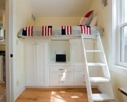 ... Marvelous Nice Compact Beds For Small Rooms Stairs Modern Ideas  Interior Wooden Base White Studernt ...
