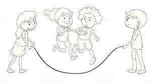 Bambini Che Giocano Immagini Vettoriali Stock E Altre Immagini Di