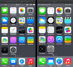 Apple App Icon Design Designer Comes Up With Better Iphone App Icons