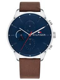 tommy hilfiger 1791487 men s watch with multifunction chase image