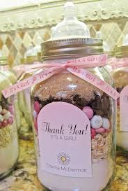 Decorating With Mason Jars For Baby Shower baby shower ideas with mason jars shades of pink gray ba shower 53