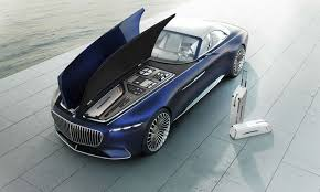 2018 maybach land yacht.  2018 in the front luggage area of vision mercedesmaybach 6 cabriolet is a  set two suitcases exclusively created for vehicle for 2018 maybach land yacht r