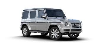 Unloading mercedes benz g500 black & white 2021. 2020 G Class Luxury Off Road Suv Specs Mercedes Benz Of Eugene