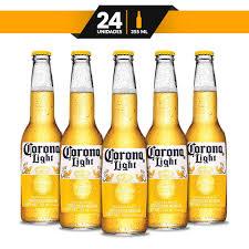 Grados De Alcohol De Corona Light Cerveza Clara Corona Light 24 Botellas De 355ml C U
