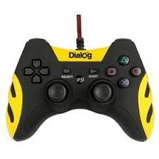 Геймпад <b>Dialog Gan-Kata GP-A21 Black</b>/Yellow в интернет ...