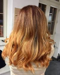 Zrzavé Vlasy Ombre