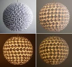 stunning paper pendant lighting faceted pendant lights the large sphere the 3 r39s blog amazing pendant lighting