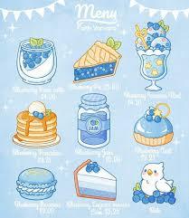 Cute food menus ❤️❤️ - Tumbex