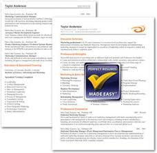Professionally designed and easy to customize two page resume and elena  marinelli