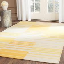 Striped area rug White Striped Kilim Gold Ivory Striped Area Rug Wayfair Safavieh Kilim Gold Ivory Striped Area Rug Wayfair