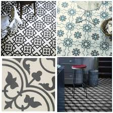 a small selection from fired earth alhambrahomegarden 854846 monochromeporcelainpatch monochrome patterned patchwork tiles