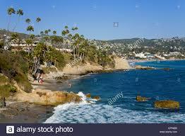 Heisler Park In Laguna Beach Orange County California United