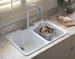 large size of kitchen sinks contemporary kohler white sink kohler cast iron sink blanco kitchen