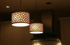 kitchen decoration medium size pendant light drum chandelier home depot extra family white drum