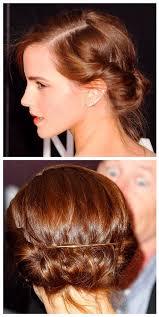 Red Carpet Hairstyles 1 Wonderful Emma Watson Hair Updo Braid HR Pinterest Emma Watson