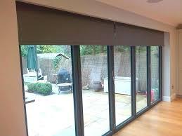 curtain idea for sliding glass doors patio door curtains decorating ideas covering slid