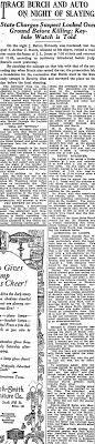 Newspaper Article Citing Hiram And Bernard Utley Newspaperscom