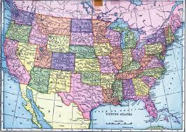 united states map with latitude and longitude printable new world